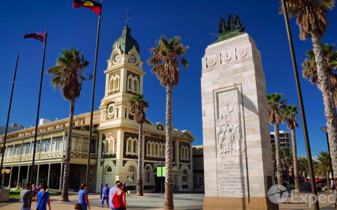 Adelaide City Video Guide | Expedia