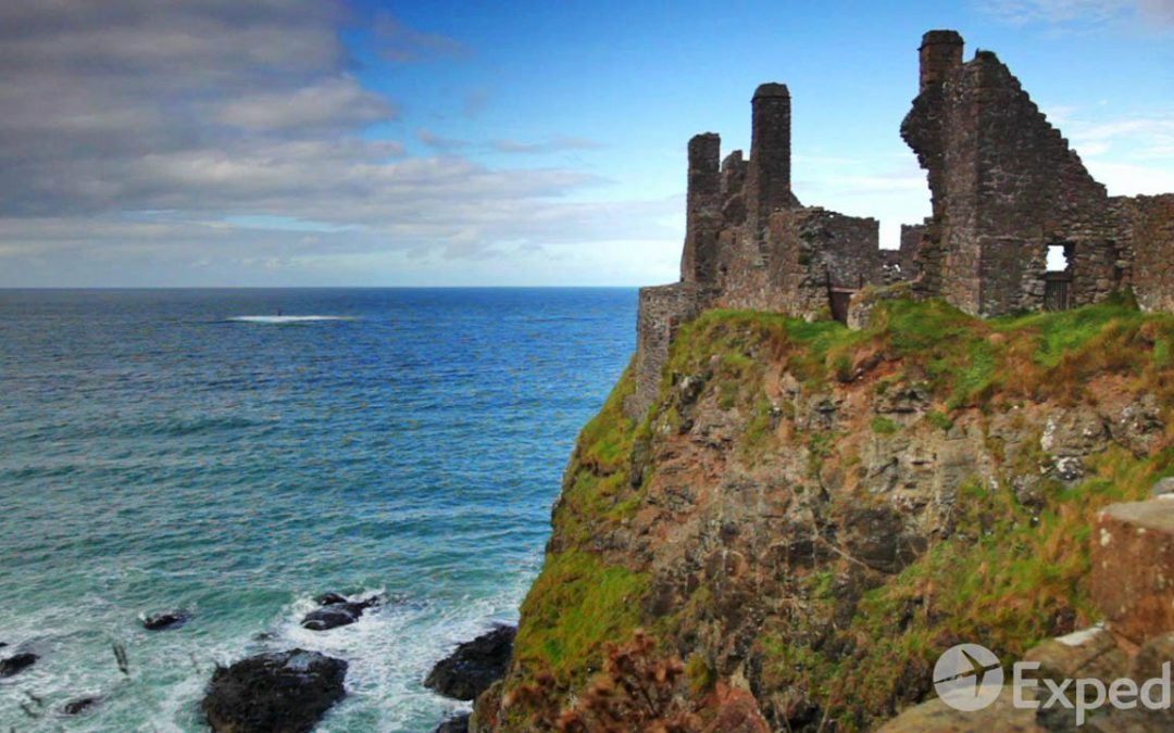 Dunluce Castle Vacation Travel Guide   Expedia