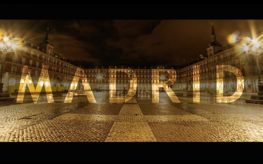 Travel Madrid in a Minute – Aerial Drone Video   Expedia