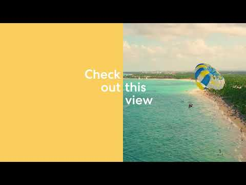 The Dominican Republic has it all   Book it all with Expedia   :30s