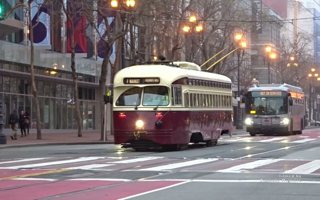 An American Icon: The PCC Trams – Overview