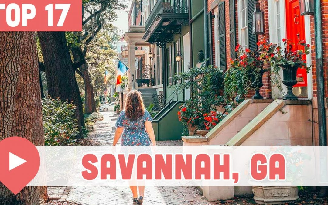 What to Do in Savannah, Georgia (BEST Activities)