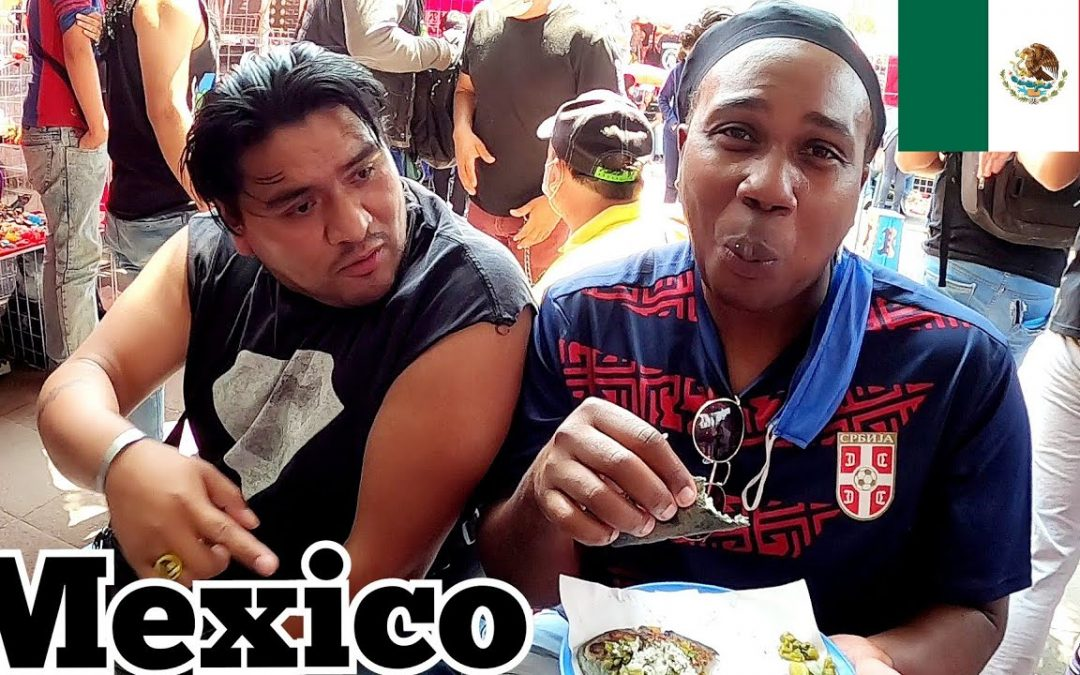Followed In Mexico City Downtown Travel Tour Part 2 🇲🇽