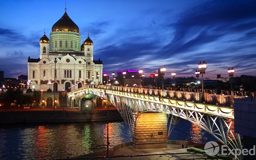 Moscow City Video Guide   Expedia