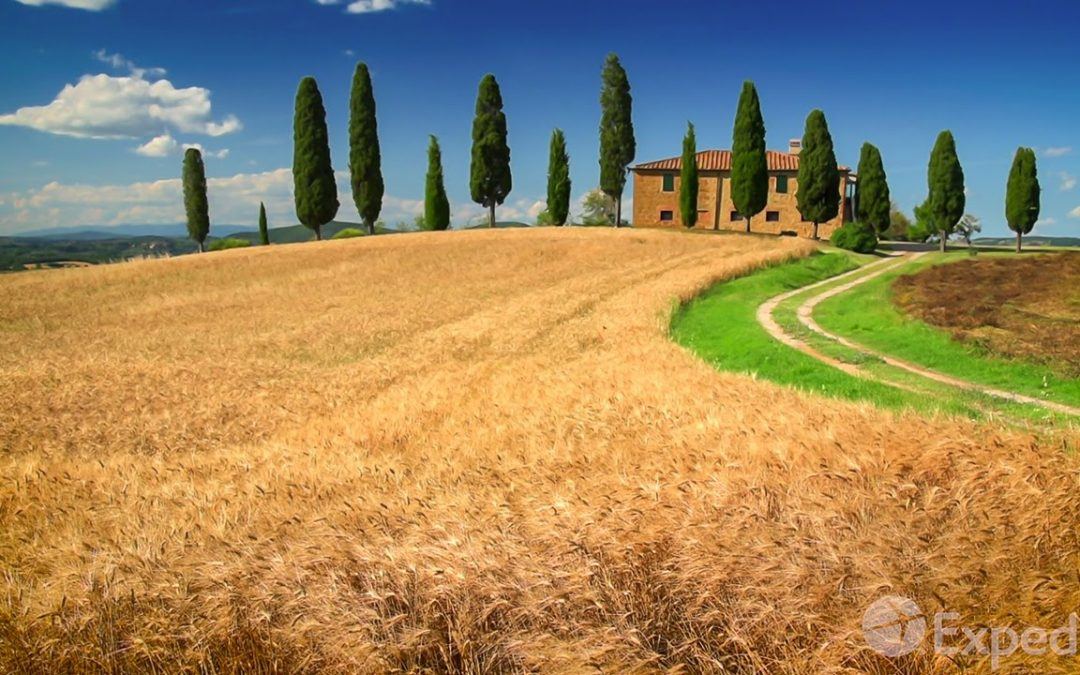 Tuscany City Video Guide   Expedia