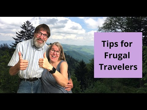 Easy Travel Tips for Extremely Frugal People