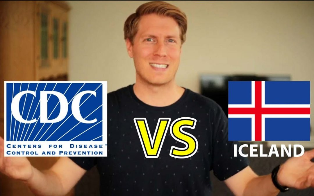 CDC Warns Against Travel To Iceland in 2021 & What That Means For Tourists