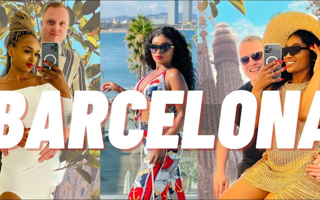 SPAIN TRAVEL VLOG : Barcelona and Alicante /Restaurants And Hotel Guide 2021
