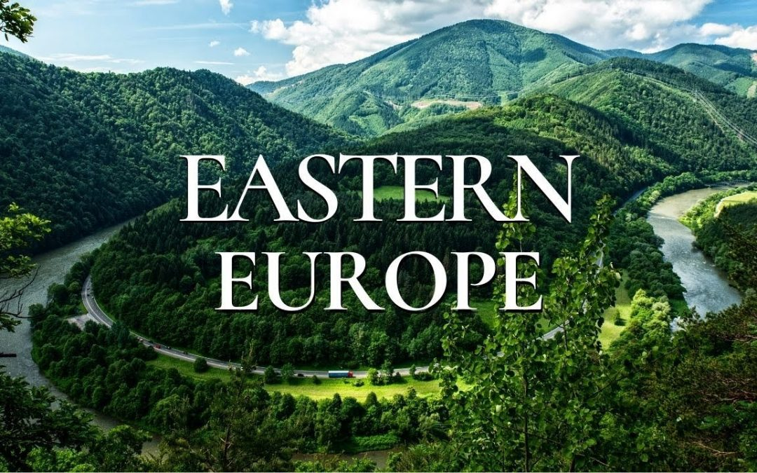 20 Most Beautiful Places to Visit in Eastern Europe | Must See European Towns