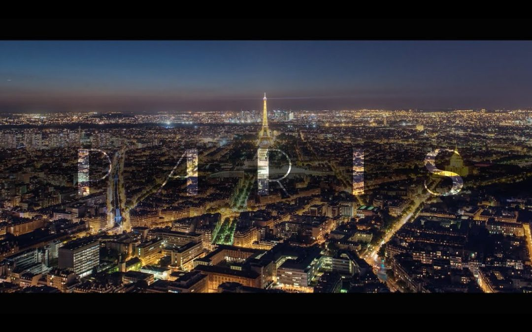 Travel Paris in a Minute – Aerial Drone Video   Expedia