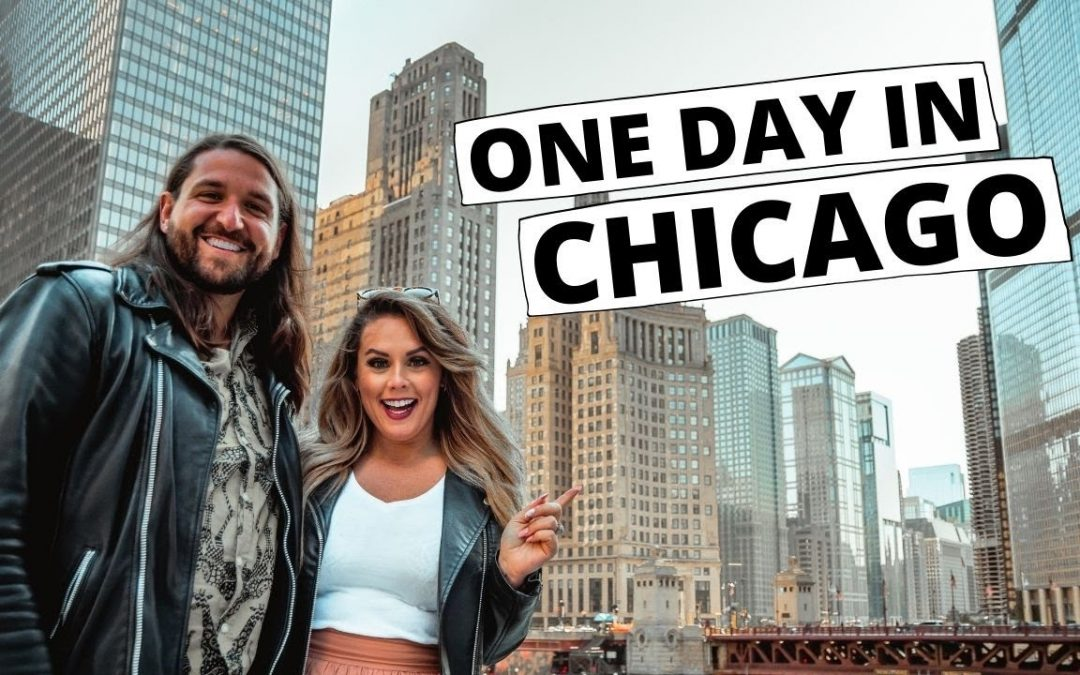 Illinois: Chicago for a Day – Travel Vlog   What to Do, See, and Eat in the Windy City