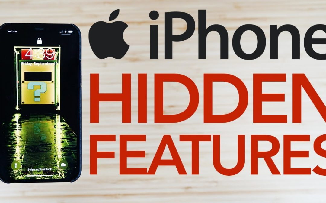 The 6 iPhone Hidden Features You Need to Know!