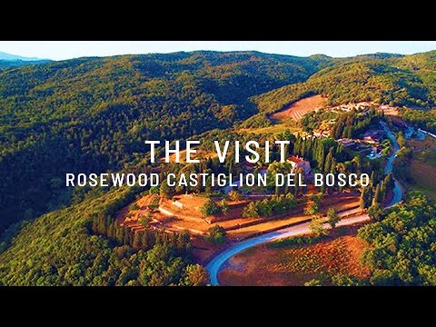 Castiglion Del Bosco: Italian vacation at an 800-year-old resort in the heart of Tuscany.