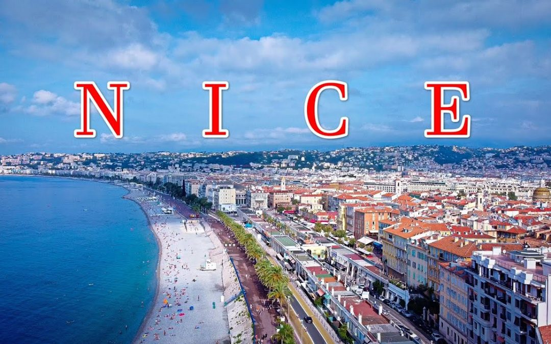 The City of Nice and the Famous Promenade