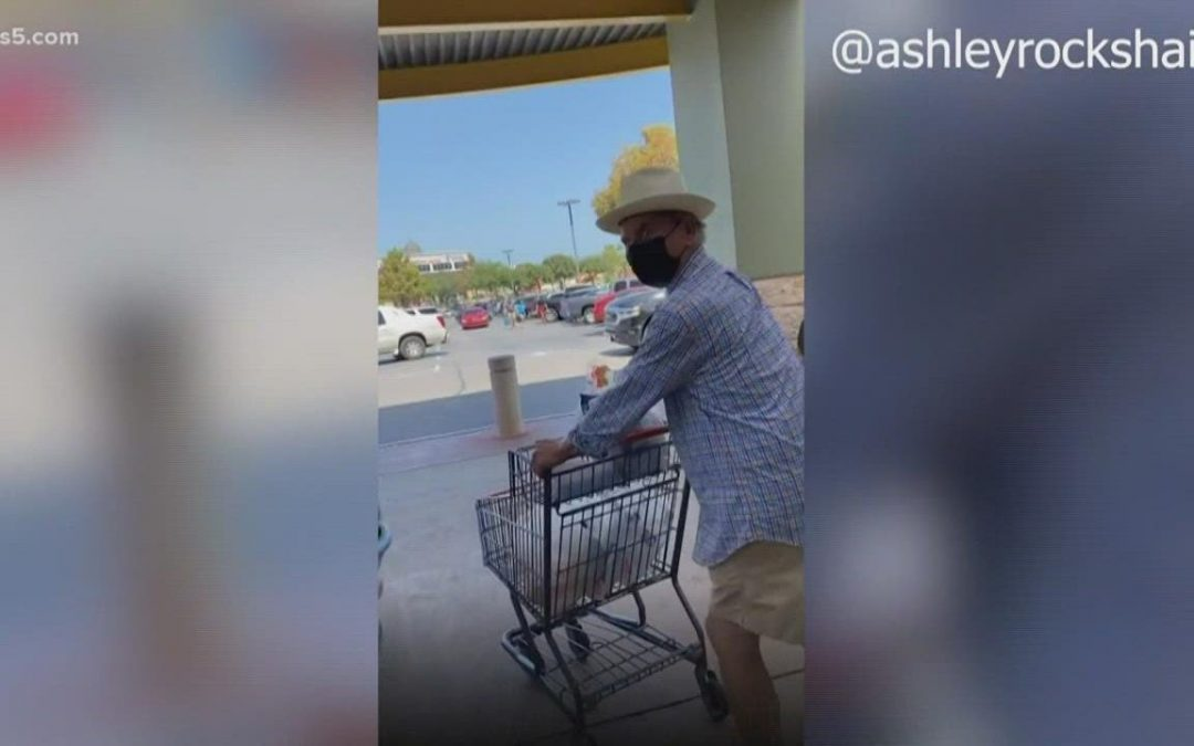 'You're a communist, you're a traitor': Woman confronts San Antonio-area official at store