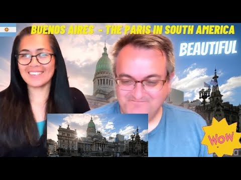 🇩🇰NielsensTv2 REACTS TO 🇦🇷Buenos Aires Vacation Travel Guide   Expedia 😱💕
