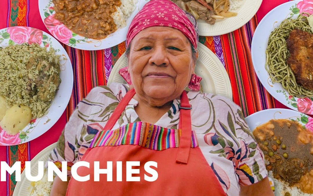 The Antojitos Queen Of New York City | Street Food Icons