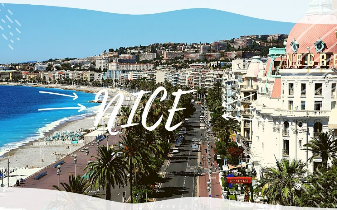Five Things To Do In Nice (top five things to to in Nice)   Nice Travel Guide #Shorts #Travel