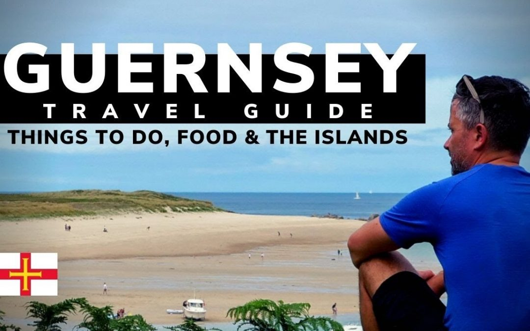 GUERNSEY TRAVEL GUIDE || Things to do, Food & The Islands Travel Vlog