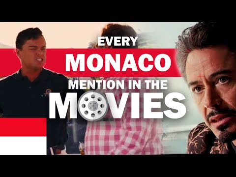 🇲🇨 Every Monaco Mention In The Movies