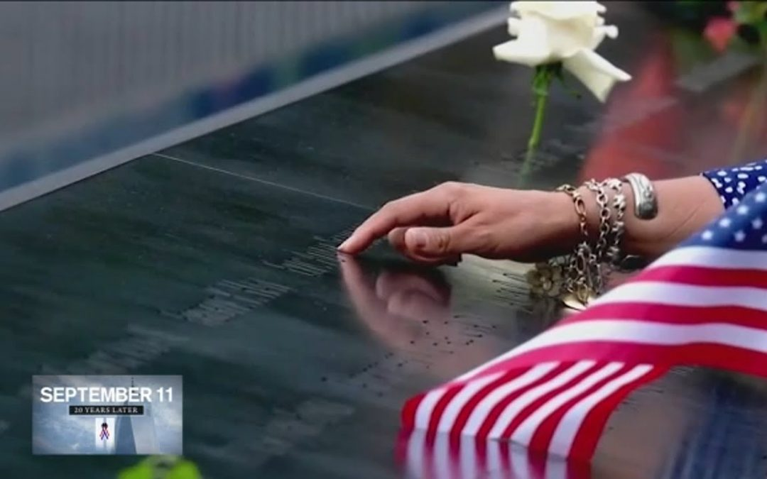 9/11 remembrance ceremony held in New York City to mark 20 years I ABC7