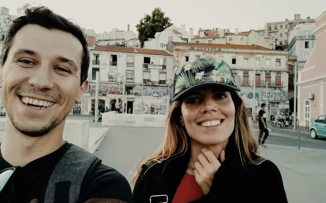 Roaming about Lisbon, Portugal, Summer 2021