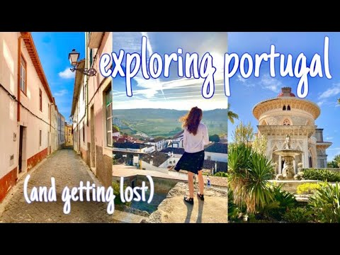 a day in portugal | travel vlog
