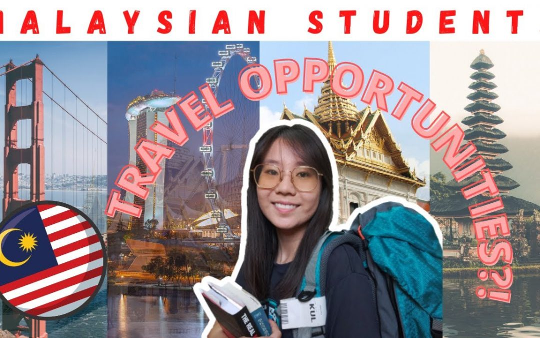 Maximise Your Travelling Opportunities As A Malaysian Student | Cheapest & Unconventional Methods