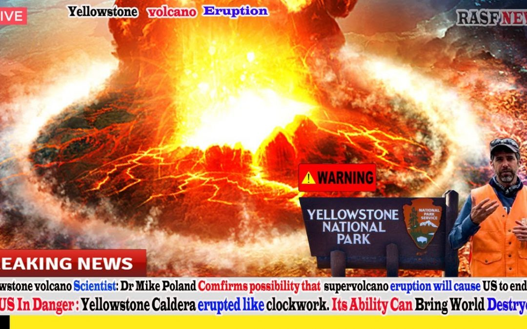 News Today(Sep 20)Scientists confirm the possibility that a supereruption will cause US to end times