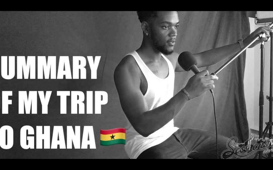 AFRICA IS DOPE!   A trip to Ghana africa