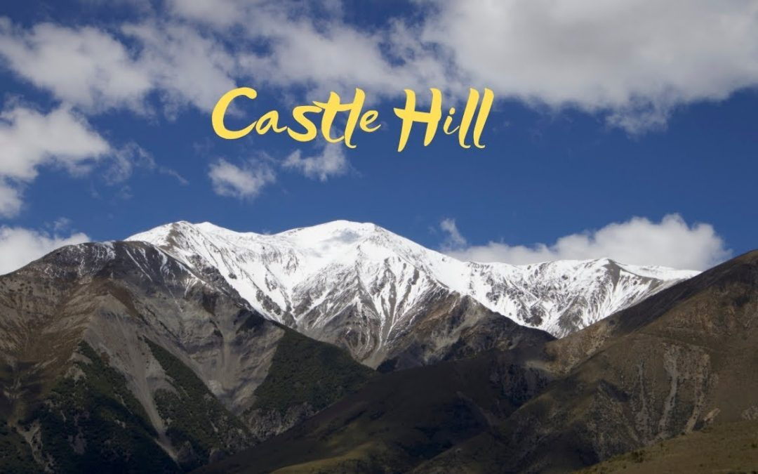 New Zealand South Island – Episode 10   Castle Hill