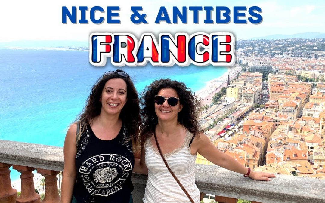 Travel to France 2021   French Riviera-Nice, Le Negresco Hotel, Antibes, Jean Les Pins   Travel vlog