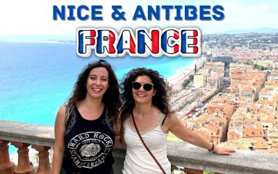 Travel to France 2021 | French Riviera-Nice, Le Negresco Hotel, Antibes, Jean Les Pins | Travel vlog