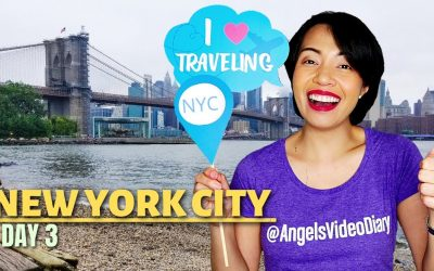 Fun Things to Do in New York City Day 3 | NYC Vlog