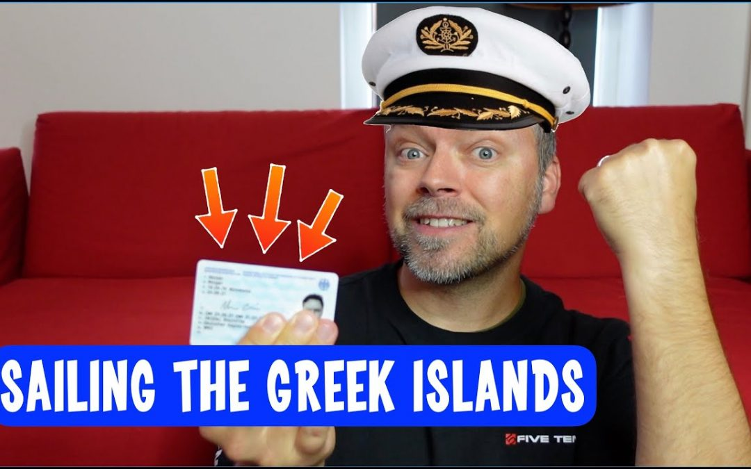 A NEW Kind of Cruising – Sunday Sofatime – Sailing the Greek Islands from Athens/Pireaus to Naxos