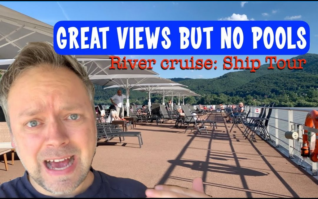 River Cruise Boat Tour –  Rousse Prestige from Plantours – Passau to Budapest on the Danube