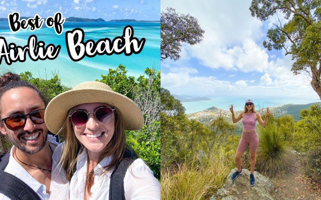 Highlights of Airlie Beach, Whitsundays! Queensland Travel Vlog | Big Lap ep.8