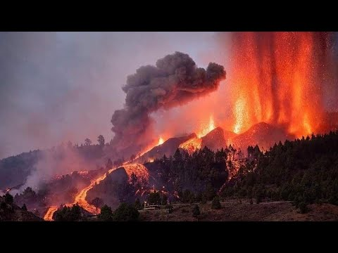 La Palma Volcano- will it affect your Holiday to Tenerife & The Canary Islands? 🌋 ✈️
