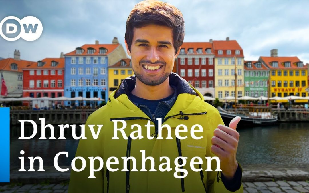 Discover Copenhagen with Dhruv Rathee | Must-sees in the Danish Capital