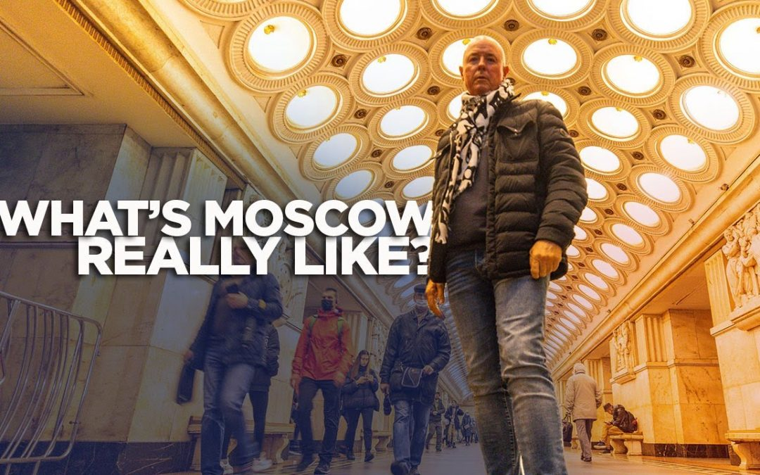 Moscow is amazing!!