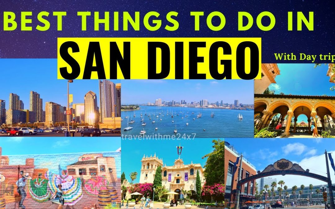 San Diego things to do #SanDiego scenic city tour Daytrip attractions Is San Diego worth visiting?
