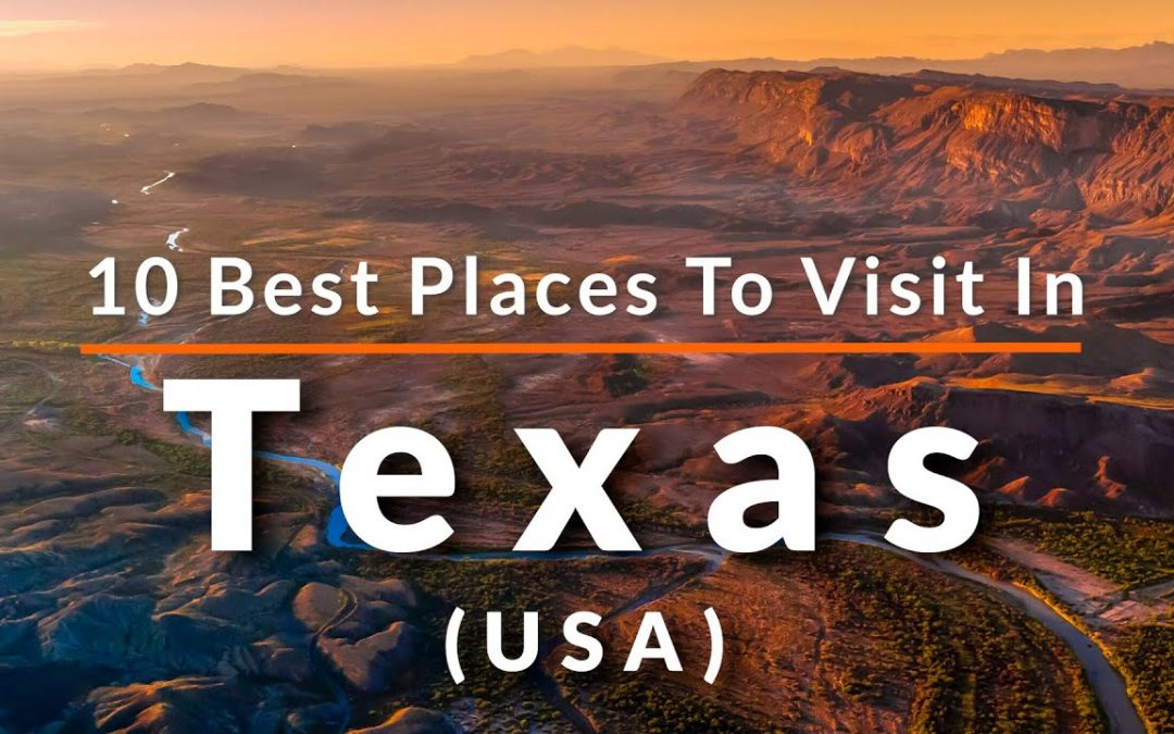 10 Best Places to Visit in Texas, USA    Travel Video   SKY Travel