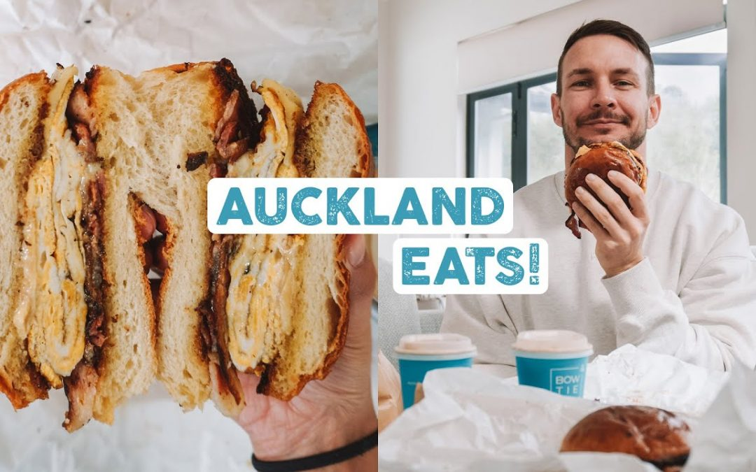 Level 3 Brunch & Coffee (Finally!!) | Auckland Food | New Zealand Lockdown Ep. 3