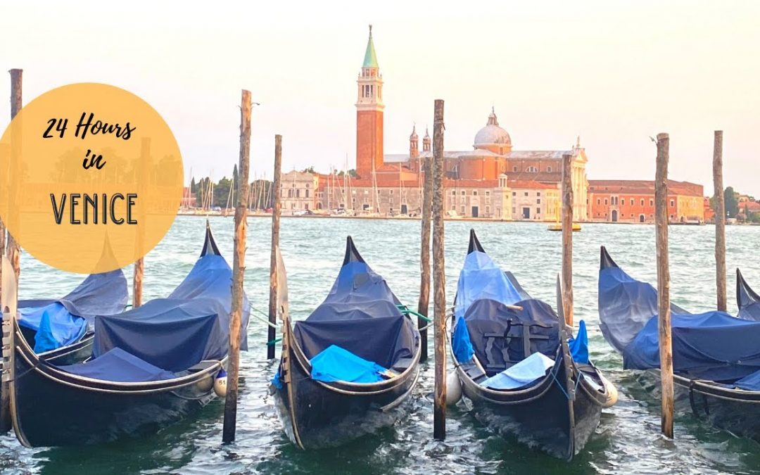 Must do Venice Itinerary | 24 hours in Venice | Venice travel guide
