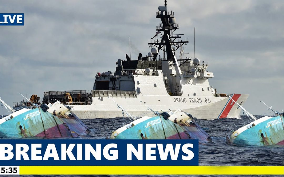 US Coast Guard Repels and Sinks Hundreds of Illegal Chinese Fishing Boats in Galapagos Islands