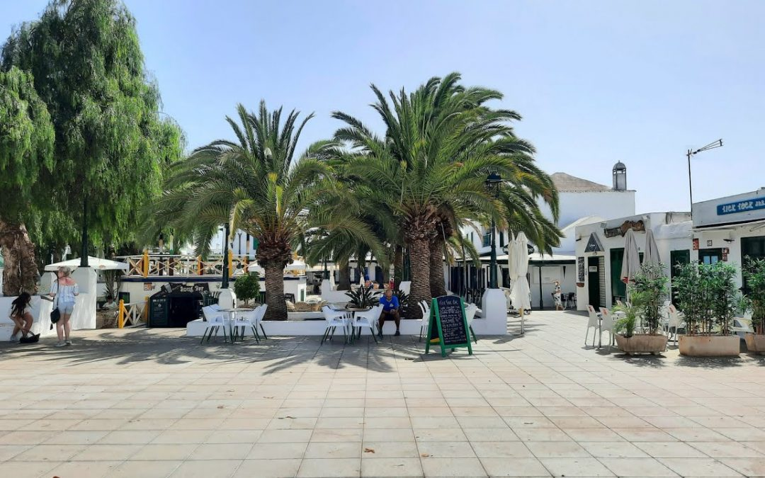🔴LIVE! RAW VIDEO @ COSTA TEGUISE   MORNING WALK   LANZAROTE OCTOBER 2 12PM 27°C