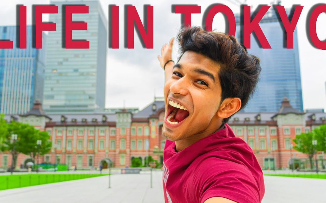 A DAY IN THE LIFE IN TOKYO!