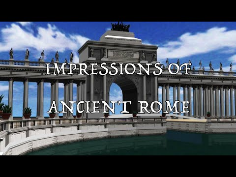 Impressions Of Ancient Rome