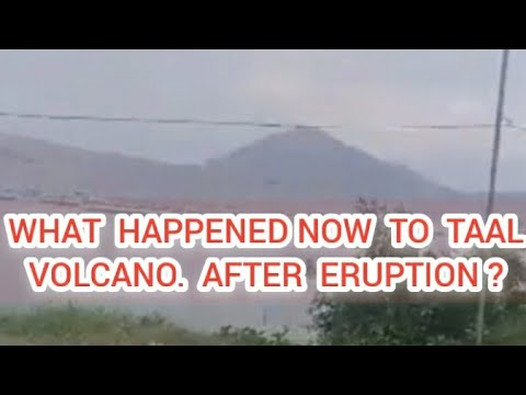 TAAL VOLCANO,  WHAT HAPPENED AFTER ERUPTION? CLOSE UP EXPLORATION IN TAAL LAKE