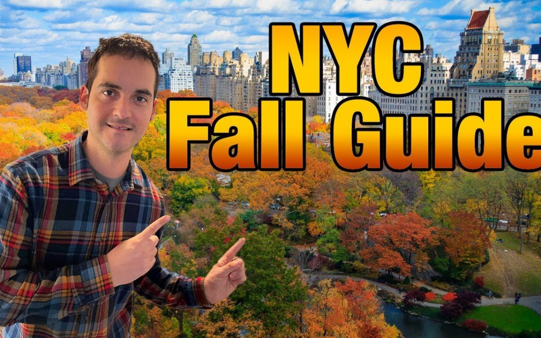 2021 NYC Fall Guide: 7 AMAZING Things To Do! 🍂